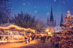 Les villages de Noël du 06.